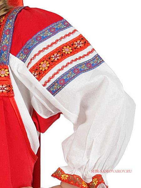 Блузка гжель в санкт петербурге